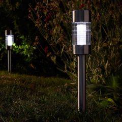 Smart Garden - Flare Stainless Steel Stake Light