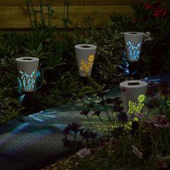 Smart Garden - Silhouette Stake Light