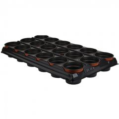 Grow It - Round Pot Growing Tray - Pack of 18