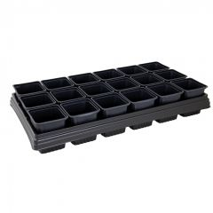 Grow It - Square Pot Growing Tray - Pack of 18