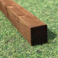 "6' 2"" x 2"" Timber Post"