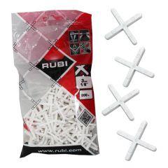 Rubi - Cross Tile Spacers 3mm (200pcs)