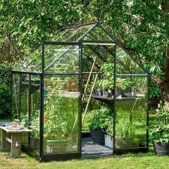 Halls - Qube Greenhouse