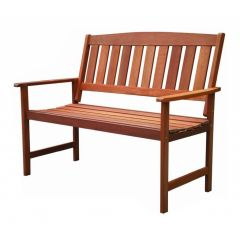KDM - Traditional Garden Bench - 1.8m (6ft)