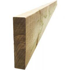 Decking Frame Timber