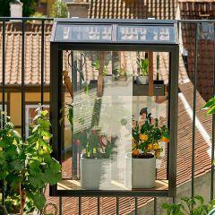 Juliana - Balcony Greenhouse