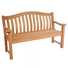 Alexander Rose - 5' Mahogany Turnberry Bench
