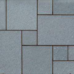 Earlstone - Ammonite Grey Limestone - Sawn Cut