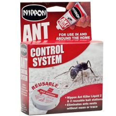 Nippon - Ant Control System