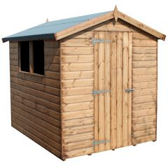 Apex Roof Shed