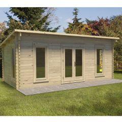 Forest - Arley Log Cabin