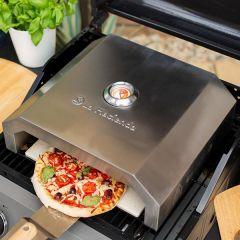 La Hacienda - BBQ Pizza Oven
