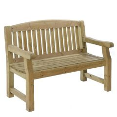 KDM - Traditional Garden Bench