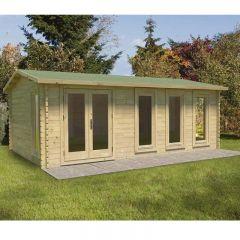 Forest - Blakedown Log Cabin