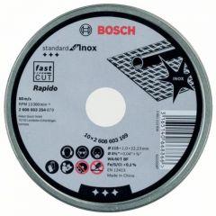 Bosch - Standard INOX Cutting Disc