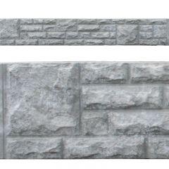 Deep Profile Rock Faced Gravel Boards