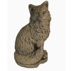 Dream Gardens - Cat Stoneware Ornament