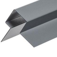 Cedral Lap - External Corner (Assymmetric)