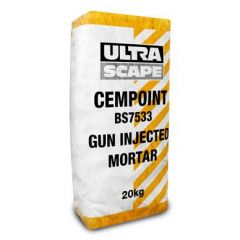 Instarmac Ultra Scape Cempoint Gun Injected Mortar 20kg