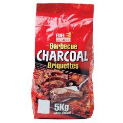 Fuel Express - Barbecue Charcoal Briquettes 5kg