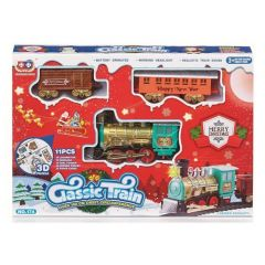 Classic Battery Operated Train Set
