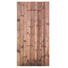 Earlswood 6' X 3' CLOSEBOARD FULLY FRAMED GATE FRONT