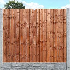 Earlswood Closeboard Fence Panel