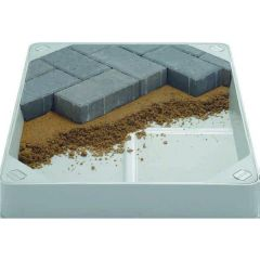 Recessed Composite Manhole Cover - Sealed & Lockable