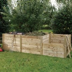 Forest - Slot Down Compost Bin Extension Kit