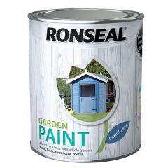 Ronseal Garden Paint - Cornflower
