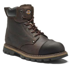 Dickies - Crawford Safety Boot - Brown