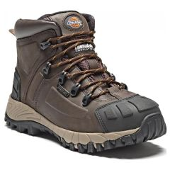 Dickies - Medway Safety Hiker - Brown