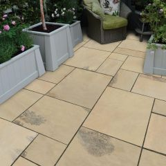Digby Stone - Evolution Stone Fossil Buff Porcelain