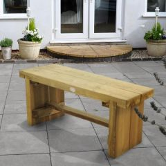 Forest - Double Sleeper Bench 1.2m