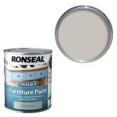 Ronseal - Chalky Furniture Paint - Dove Grey