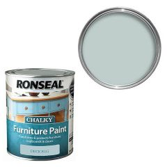 Ronseal - Chalky Furniture Paint - Duck Egg