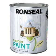 Ronseal Garden Paint - Elderflower
