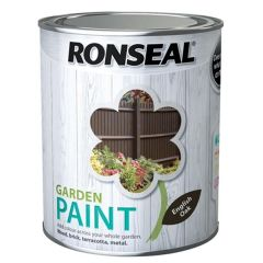Ronseal Garden Paint - English Oak