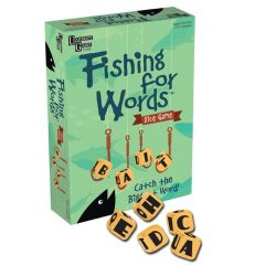 Fishing For Words Dice Game