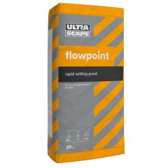 Flowpoint Smooth Rapid Set Paving Grout 25kg