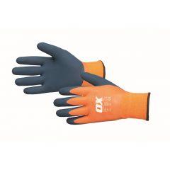 Ox -  Foam Latex Thermal Gloves