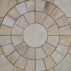 Digby Stone - Sandstone Circle - Fossil Mint - Hand Cut