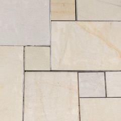 Earlstone- Rippon/Buff Sandstone - Sawn Cut