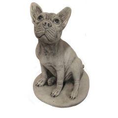 Dream Gardens - French Bulldog Stoneware Ornament