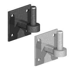 Gatemate - Field Gate Hooks On Plate
