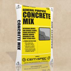 Cemspec - Concrete Mix 25kg