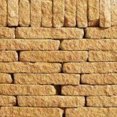 Pavestone - Burford Walling Brick Golden Buff - Tumbled