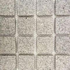 Kelkay - Granite Cobble Mat - Light Grey