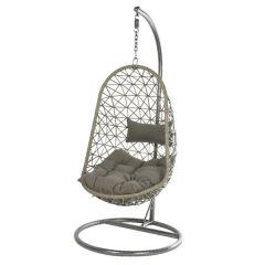 Kaemingk - Bologna Hanging Wicker Chair