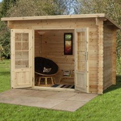 Forest - Harwood Log Cabin